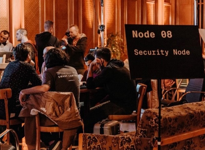 Security node conference
